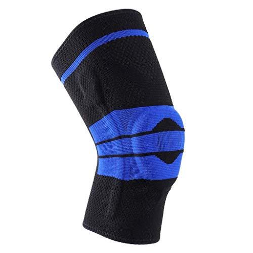 CAODANDE-huju Schutzkleidung Männer und Frauen Jogging Basketball Badminton Anti-Kollisions Geeignet for Beine 48-54cm Schutzausrüstung (Color : Black, Size : X-Large)