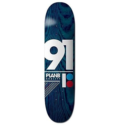 Plan B Deck: Team 91 8.75