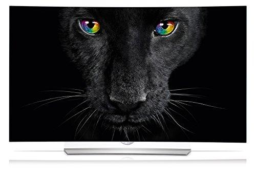 LG 55EG9209 55' Full HD Compatibilità 3D Smart TV Wi-Fi Bianco