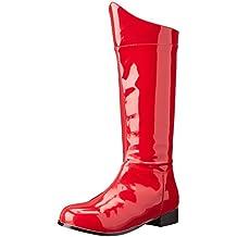 Suchergebnis auf für: Rote Stiefel Lack Schnalle