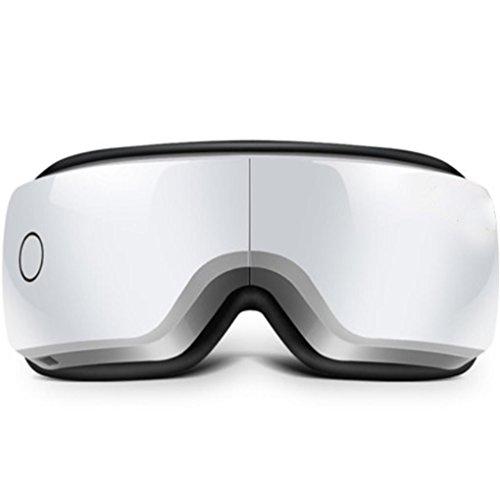 Augenmassagegerät zum Schutz der Augen zur Wiederherstellung des Sehvermögens Augenschutzinstrument zu den dunklen Kreisen unter Tränensäcken heiße Schutzbrillen , white
