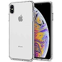 """Spigen Liquid Crystal Funda iPhone XS MAX con Protección TPU Flexible y Ligero para iPhone XS MAX 6.5"""" (2018) - Transparente"""