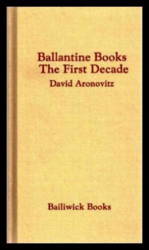 Ballantine Books [Import] [Hardcover] by David Aronovitz