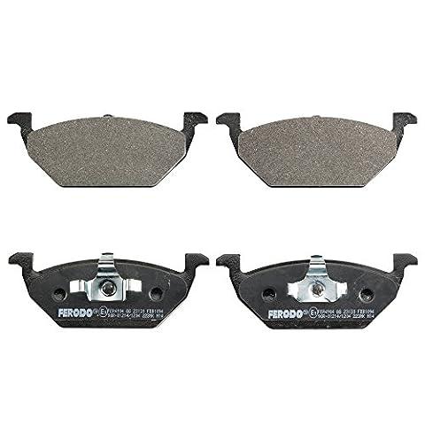Ferodo FDB1094 Brake Pad Set, disc brake - (set of 4)