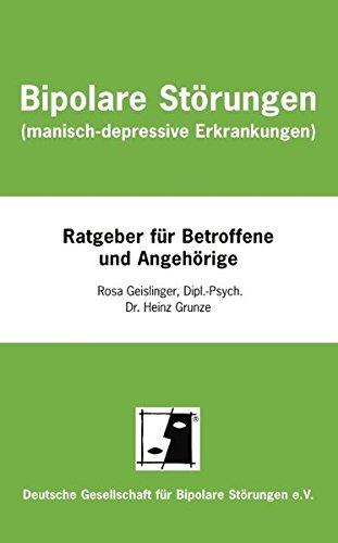 Cover »Bipolare Störungen (manisch-depressive Erkrankungen)«