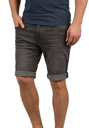 Indicode Quentin Men's Denim Jeans Shorts Stretch Regular-Fit