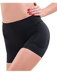5cd82689618 Queenral Culotte Amincissante Butt Lifter Fausse Fesse Push Up Control  Panties