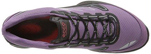 Ecco Biom Trail FL Ladies, Scarpe da Trail Running Donna Viola(Grape/Grape/Poppy 59197)