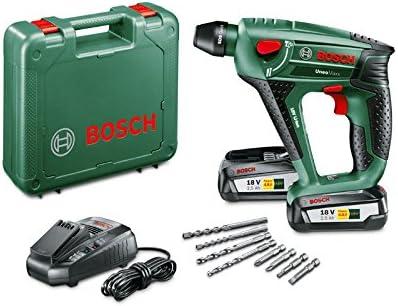 Bosch Uneo Maxx - Herramienta multifuncional (45 W, 18 V)