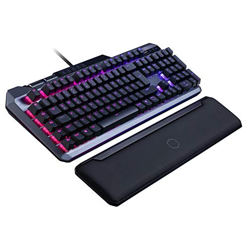 Foto Cooler Master MasterKeys MK850 Deutsches Layout / MX Red Switches
