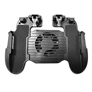 ZUNH2 Gamepad Controller Fire Hand Grip Mobile Game H5 Kühler Lüfter