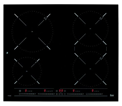 Teka IT 6420 Induktions-Kochfeld, 3200 W, 230 V, Schwarz, XL, One Size