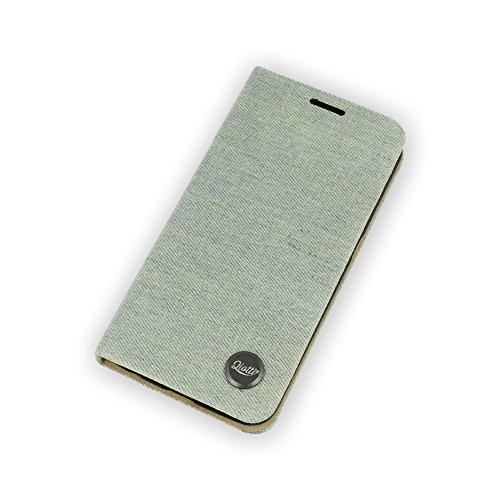 QIOTTI QX-B-0115-05-SG6E Q.Book Carrier Slim Schutzhülle für Smartphone Denim Blue