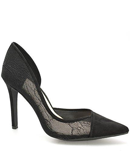 jessica-simpson-scarpe-da-donna-decollete-a-punta-in-pizzo-cavilla-nero-38