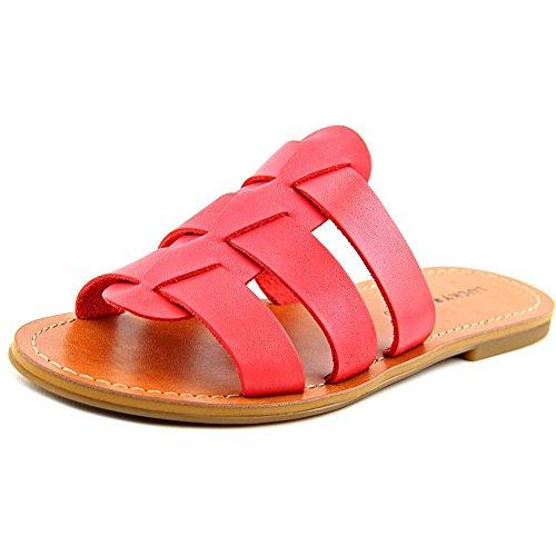 lucky-brand-aisha-damen-us-75-rot-sandale
