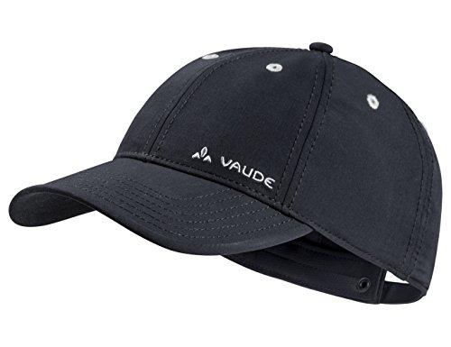 VAUDE Mütze Softshell Cap, Black, M, 05525