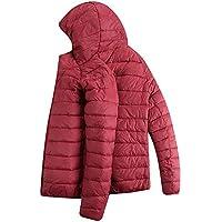Cebbay Abrigo de algodón de los Hombres Chándales Chaqueta Al Aire Libre otoño Invierno cálido y Casual Liquidación