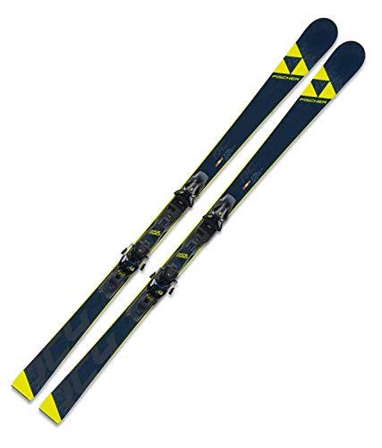 Fischer Ski RC4 Worldcup RC RT 175cm Modell 2020 + Bindung RC4 Z12 Powerrail