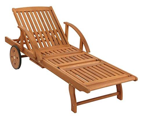 Grasekamp Gartenliege Rio Grande Liegestuhl Sonnenliege Relaxliege