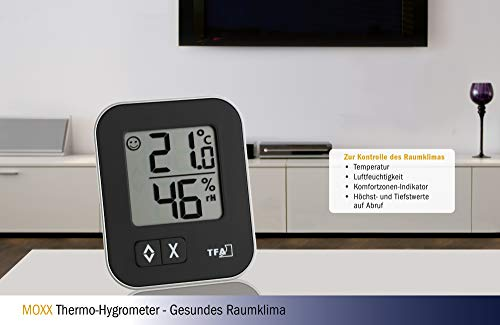 Dostmann digitales Thermo-Hygrometer - 6