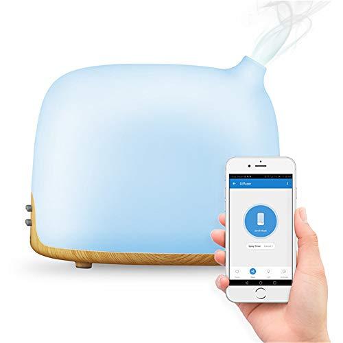 Smart wifi Humidificador difusor aceite esencial