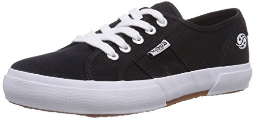Dockers by Gerli 36MD201, Low-Top Sneaker donna Nero (Nero (Nero 100))