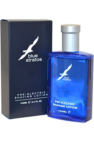 Blue Stratos de Blue Stratos Lotion pre-Rasage 100ml
