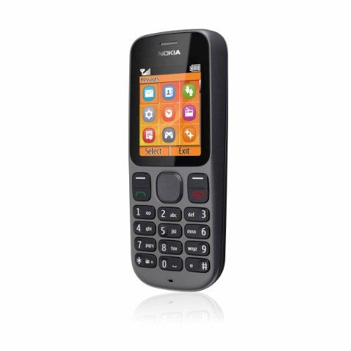 Nokia 100 - phantom black Cellular Gsm Alarm