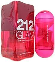 212 Glam by Carolina Herrera for Women - Eau de Toilette, 60ml