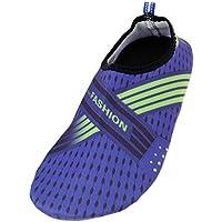 D DOLITY Premium Zapatos de Agua Unisex para Natación en Piscinas y Playas - 45-46