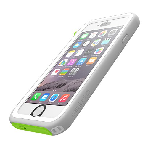 CATALYST CATIPHO6SRES Unterwassergehäuse mit Bogen für Apple iPhone 6/6S rot grün