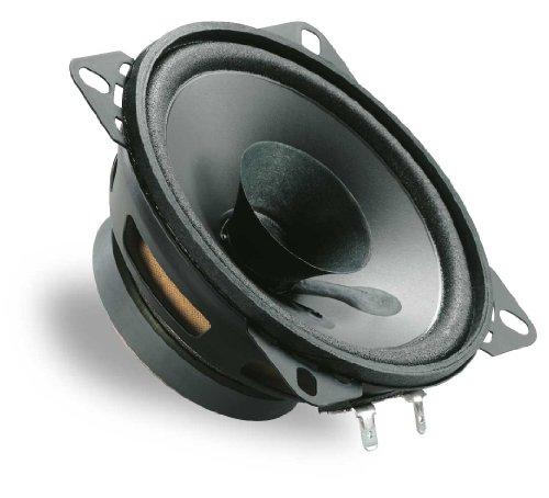 Phonocar Alpha 66/121 Doppelkonus-Lautsprecher (40W), Schwarz