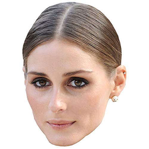 Celebrity Cutouts Olivia Palermo Big Head.