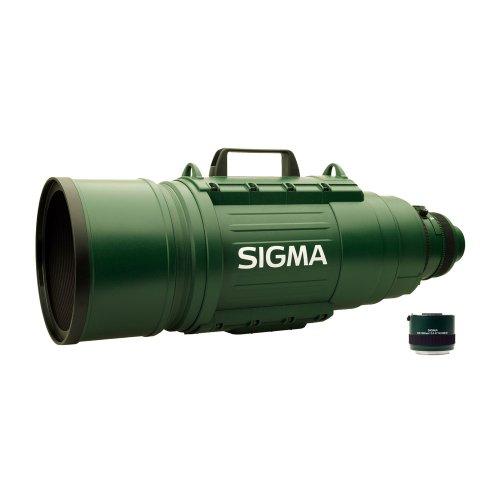 Sigma 200-500 mm F2,8 EX DG-Objektiv (72 mm Filterschublade) für Canon Objektivbajonett