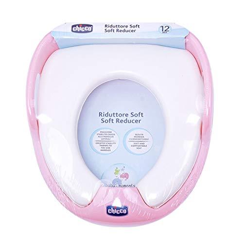 MTLYD WC-Trainingssitz - Kindertoilettentrainerring   rutschfeste Oberfläche der Sicherheit/Toilettenring der Kinder/Babytoilettensitz,Rosa