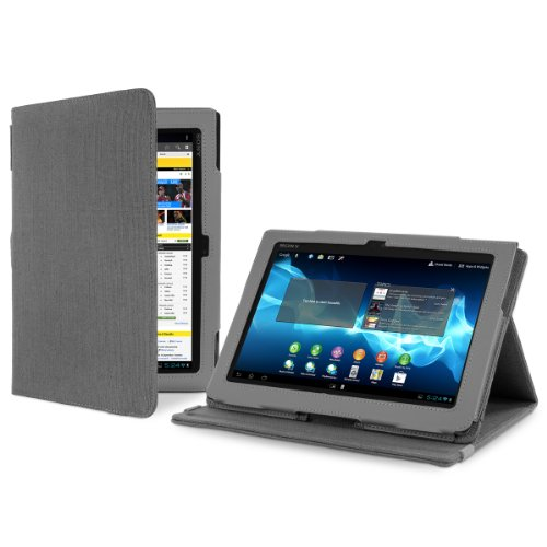cover-up-funda-de-canamo-natural-para-sony-xperia-tablet-s-94-tableta-version-con-soporte-gris-pizar