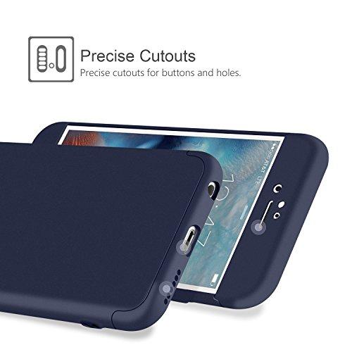 ivencase iPhone 7 Cover Oro Rosa Custodia iPhone 7 Case Premio