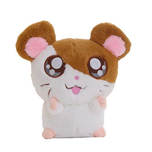 Good Night Cadeaux géniaux pour les enfants Main tenant le jouet en peluche, Lovely Hamster