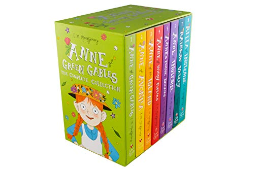 Anne of Green Gables: The Complete Collection -