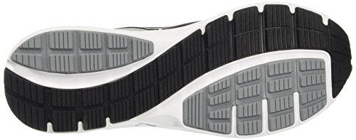 Puma Men's Descendant V4 Running Shoes, Quarry/Nero/Bianco, 9 UK