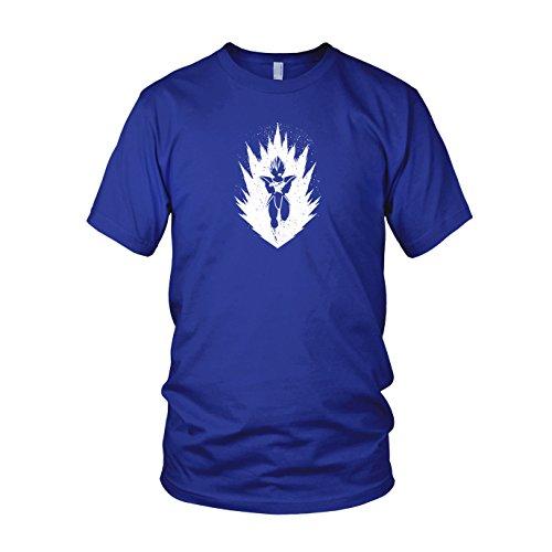 DBZ: Boom! - Herren T-Shirt Blau