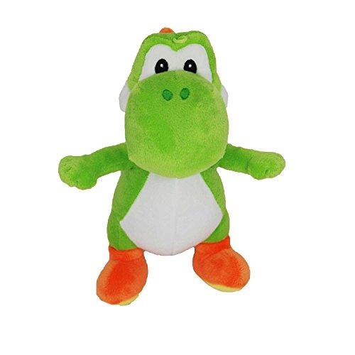 Nintendo XXL Plüsch Figur Yoshi Supermario Riesen Plüschtier Grün 60 cm