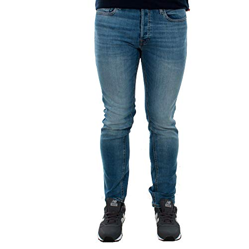 JACK & JONES Jeans Tim Original 781 Slim Fit Blue Denim 12146866