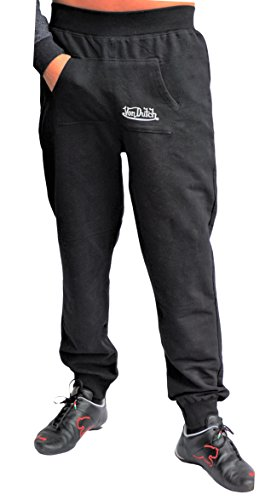 von-dutch-pantalon-deportivo-para-hombre-negro-xl