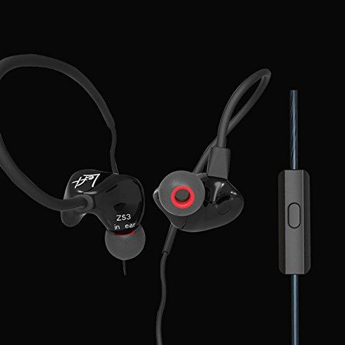 KZ ZS3 Ergonomic Detachable Cable Earphone In Ear