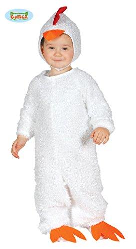 Hühnerkostümweiß Küken Kostüm für Kinder Hühner Tier Huhn -