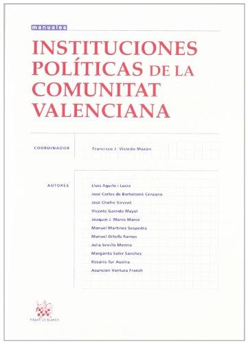 Instituciones políticas de la Comunitat Valenciana