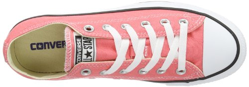 Converse Chuck Taylor, Sneakers basses mixte enfant Rose (Rose Carnival)