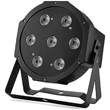 70W Proyector LED Iluminación Láser Combinación DJ Luz Multicolor Discoteca