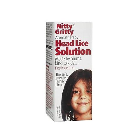 Nitty Gritty 150ml Aromatherapy Head Lice Kit